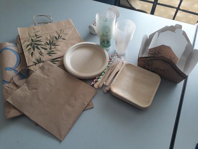 Biodegradable alternatives