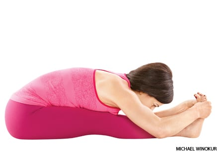 the yoga way a tool to ease menstrual pain • nature going