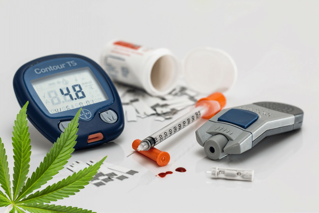 Medical cannabis & diabetes: a review of the evidences • Nature Going Smart
