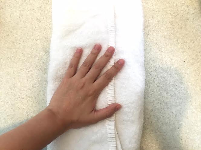 オーダーメイドウィッグナチュレーヌ洗い方6