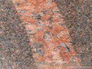 Pegmatite vein or dyke in biotite granite at Black Brook Cove