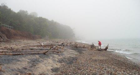 Muskallonge Lake beach 5b