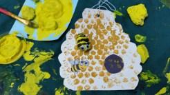 Honey Bee Craft
