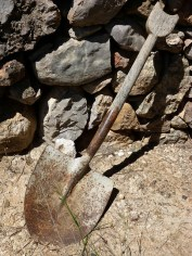 Aldo Leopold, shovel, acts of God, creation,