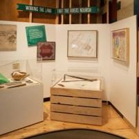 interpretive exhibits, portfolio, Oakland Museum of CA, Saramento rivers, American River Parkway, American River, Sacramento river