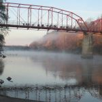 Fair Oaks Bridge, American River, morning, wildlife, water, Nature, Nature Detectives
