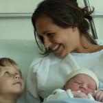 Lise Martin est une jeune maman de deux garçons.