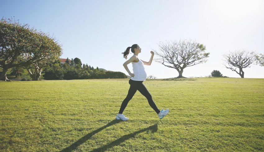Les femmes enceintes qui pratiquent une activité physique régulière ont un accouchement plus rapide et moins de césarienne