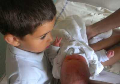 accueillir un deuxième enfant en douceur