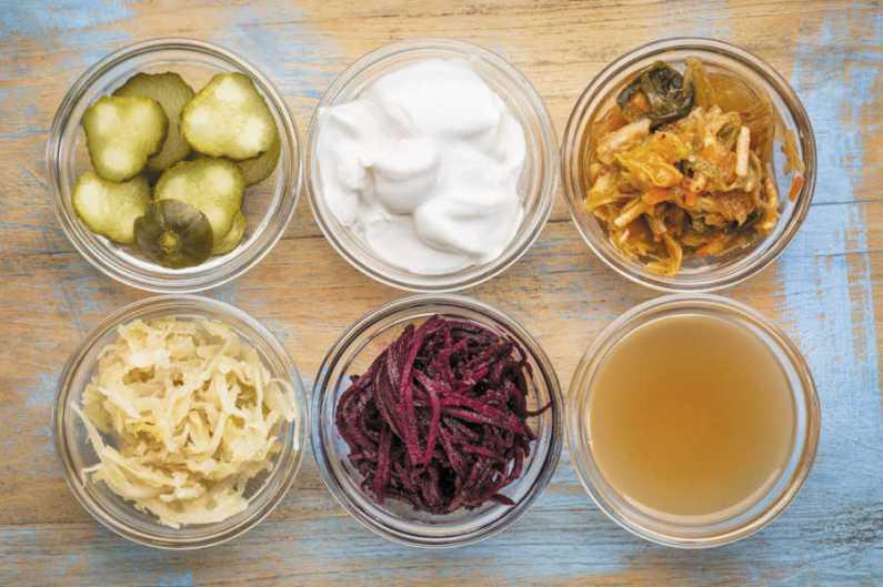 aliments riches en probiotiques pour les femmes enceintes