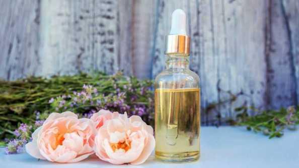 huile végétale de rose musquée