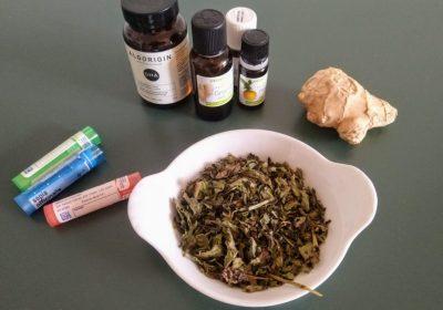 les meilleurs remèdes contre les maux du premier trimestre par Naturelle maman.
