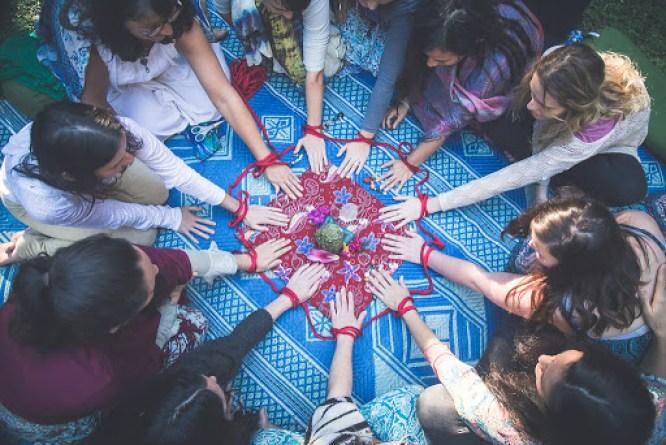 rituel des liens blessingway