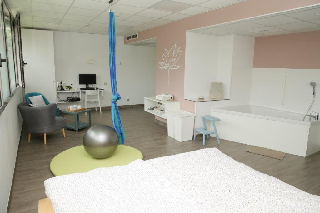 accouchement en plateau technique au CHU de Grenoble