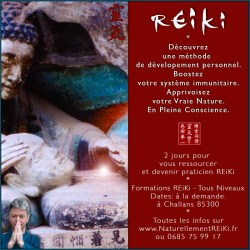 Formations REiKi