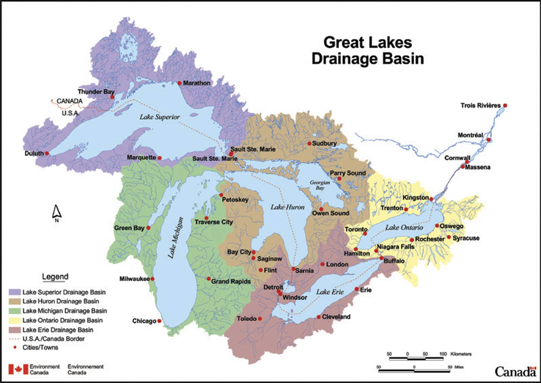 Facts About The Lakes
