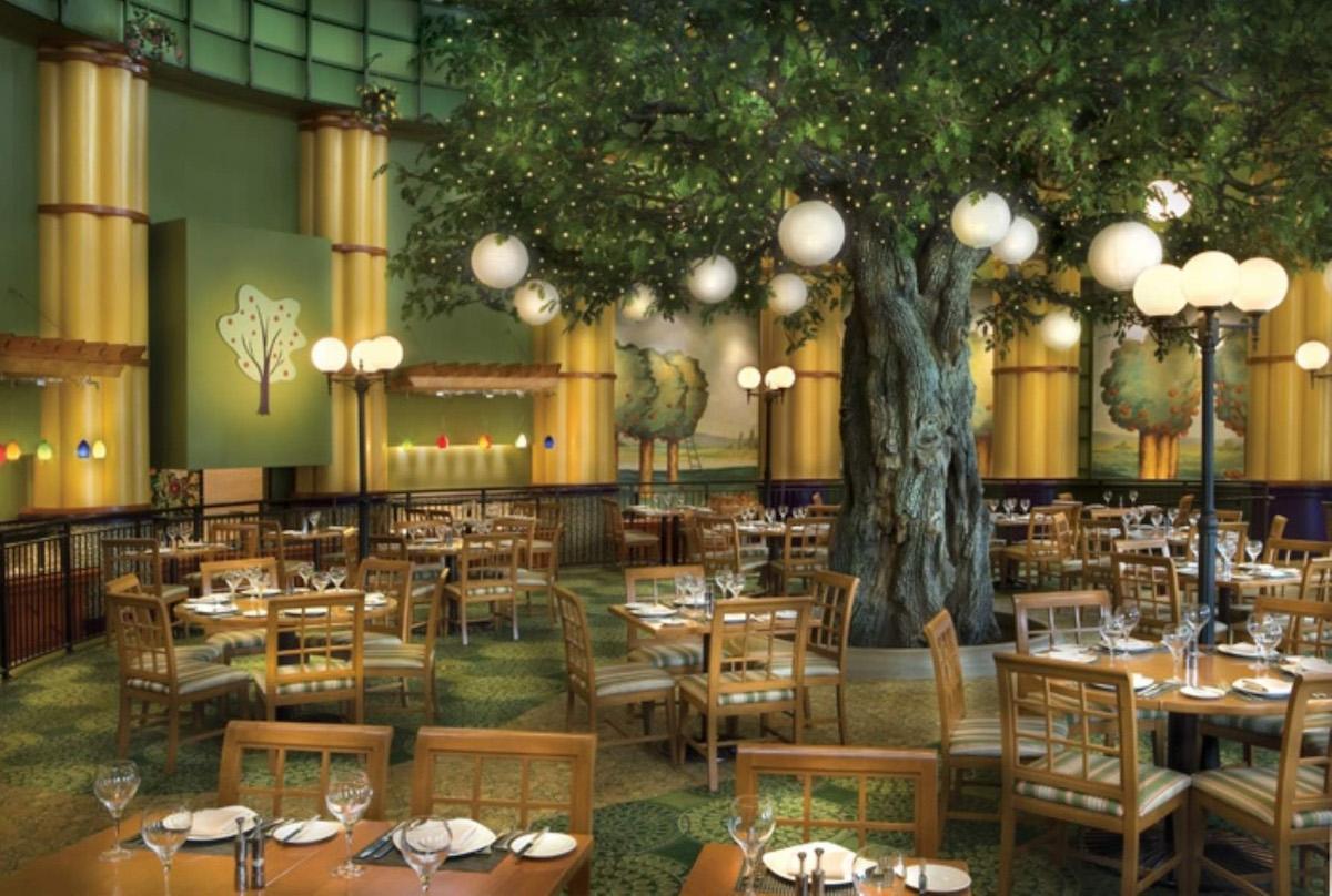 Restaurants Archives  NatureMaker Steel Art Trees