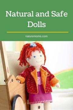 natural and safe dolls