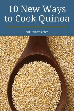 ways to cook quinoa