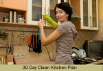 30 Day Clean & Green Kitchen Plan