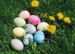 3 Eco Easter Egg Dying/Painting Options