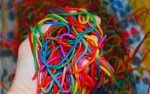 Rainbow Spaghetti for Sensory Play