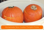 Easy Crock Pot Pumpkin Puree Recipe