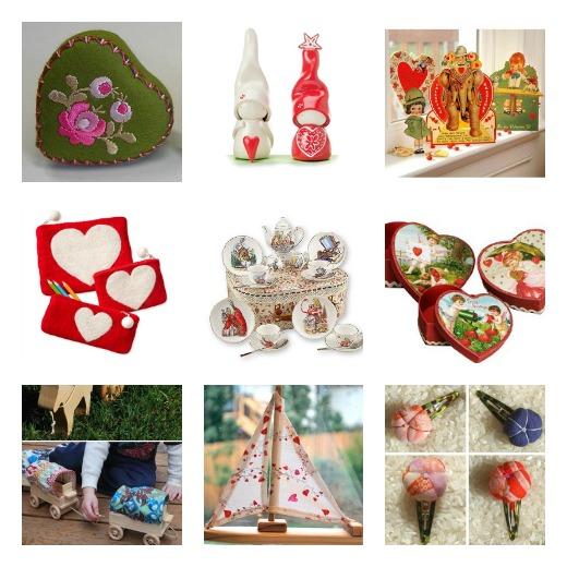 vintage valentine gifts ideas for kids