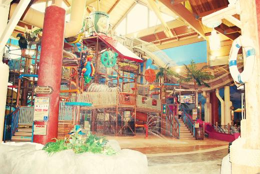 castaway bay waterpark sm