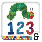 Very Hungry Caterpillar Counting App
