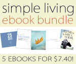 Simple Living Ebook Bundle