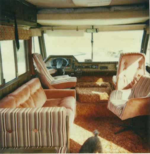 Motorhome Interior