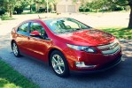 Test Driving the Chevy Volt Electric Car