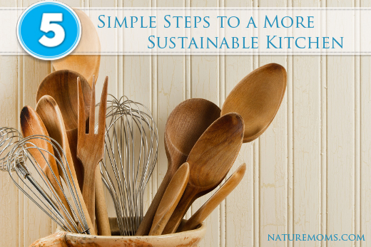 5 Simple Steps to a More Sustainable Kitchen
