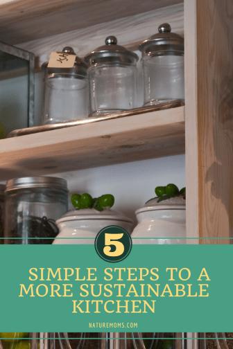 sustainable kitchen tips