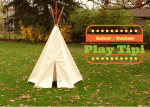 Fun Natural Toys  – The Play Tepee