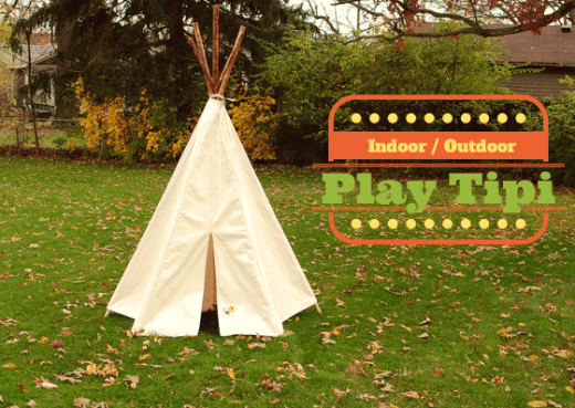 Little Turtle's Tipi