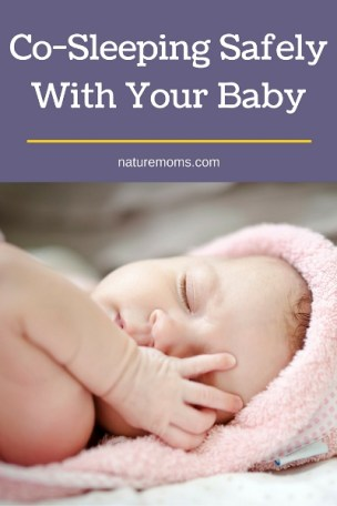 Co-Sleeping Safely With Your Baby