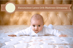 Naturalmat Latex Crib Mattress Giveaway
