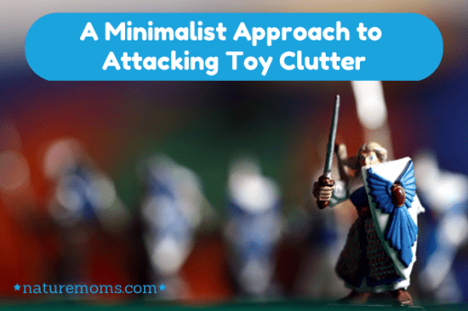 A Minimalist Approach to Toys and Toy Clutter