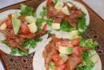 Easy Slow Cooker Shredded Beef Tacos