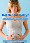 Relief for Wheat Belly with Essential Oils