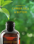 A Guide to Carrier Oils and Butters