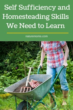 Self Sufficiency and Homesteading Skills