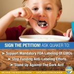 Poll Data Shows Moms Want to Know About GMOs