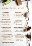 Essential Oils Blends Perfect for Fall