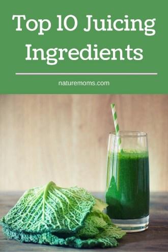 Top 10 Juicing Ingredients