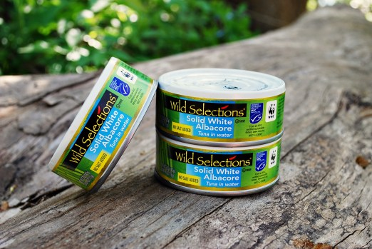 wild selections tuna