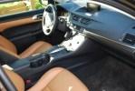 Driving the  Lexus CT 200h Hybrid