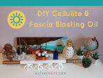 DIY Cellulite & Fascia Blasting Oil